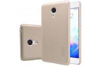 Аксессуары для мобильных телефонов Nillkin Meizu M3 Note - Super Frosted Shield Gold (6283987)
