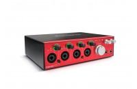 Аудиоинтерфейсы Focusrite Clarett 4 Pre Thunderbolt