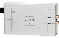 Усилители/ЦАПы Musical Fidelity V-CAN II