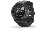 Смарт-часы Garmin Instinct Solar Graphite Camo (010-02293-05/010-02293-15)