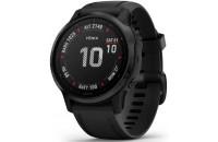 Смарт-часы Garmin Fenix 6S Black with Black Band (010-02159-14)