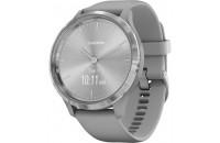Смарт-часы Garmin Vivomove 3 Sport Grey-Silver Silicone (010-02239-20)