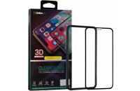 Аксессуары для мобильных телефонов Gelius iPhone 11 3D + Installation Frame Clear Glass Black