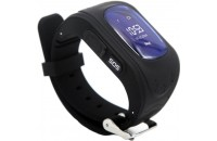 Смарт-часы GOGPS ME K50 Black (K50BK)