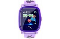 Смарт-часы GOGPS ME K25 Purple (K25PR)