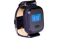 Смарт-часы GOGPS ME K10 Black (K10BK)