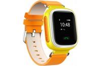 Смарт-часы GOGPS ME K10 Yellow (K10YL)