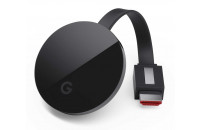 Медиаплееры Google Chromecast Ultra