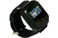 Смарт-часы GOGPS ME K11 Black (K11BK)