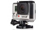 Экшн-камеры GoPro HERO3+ Silver Edition (CHDHN-302)