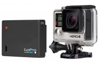 Экшн-камеры GoPro HERO4 Black Edition + GoPro BacPac HERO3+ (ABPAK-304)