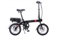 Персональный транспорт Электрический велосипед GTF jetbike Micro Edition Black