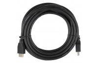 Кабели аудио-видео Belkin HDMI (AM/AM) High Speed Ethernet 5 m Gold (HDMI0018G-5M)