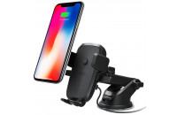 Аксессуары для мобильных телефонов iOttie Easy One Touch 4 Qi Wireless Fast Charging Mount (HLCRIO134)