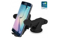 Аксессуары для мобильных телефонов iOttie Easy One Touch Wireless Qi Standart Car Mount Charger (HLCRIO132)