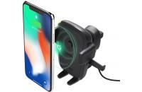 Аксессуары для мобильных телефонов iOttie Easy One Touch 4 Qi Wireless Charging Vent Mount (HLCRIO135AM)
