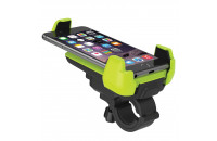 Аксессуары для мобильных телефонов iOttie Active Edge Bike & Bar Mount for iPhone,Samsung, Lenovo Electric Lime (HLBKIO102GN)