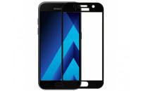 Аксессуары для мобильных телефонов HONOR Samsung A320 (A3-2017) Glass 3D Screen Protector Black