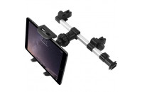 Аксессуары для планшетных ПК Macally Adjustable Car Seat Headrest Mount (HRMOUNTPRO)
