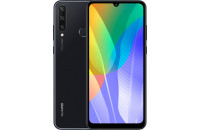 Мобильные телефоны HUAWEI Y6p 3/64GB Dual Sim Midnight Black (51095KYP)