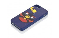 Аксессуары для мобильных телефонов Angry Birds iPhone 5/5S/SE Protective Case Space Fire Bomb Bird (ICAS502G)