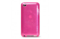 Аксессуары  для плееров iLuv iPod Touch 4G Tpu Pink (iCC615PNK)