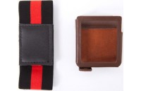 Hidizs AP80 Leather Case Brown