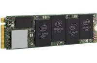 Жесткие диски, SSD SSD 2.5 Intel 660P 1TB M.2 QLC (SSDPEKNW010T8X1)
