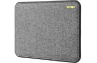 "Сумки для ноутбуков Incase ICON Sleeve with TENSAERLITE for MB 12"" Heather Gray/Black (CL60649)"