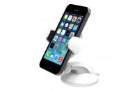 Аксессуары для мобильных телефонов iOttie Easy Flex 3 Car Mount Holder Desk Stand White (HLCRIO108WH)