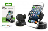 Аксессуары для мобильных телефонов iOttie Easy Flex 2 Car Mount Holder Desk Stand for iPhone 5, 4S and Smartphone (HLCRIO104)