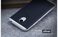 Аксессуары для мобильных телефонов iPaky Meizu M3s/M3 mini TPU+PC Silver