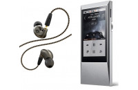 МР3 плееры iRiver Astell & Kern AK Jr + MEE audio Pinnacle P1