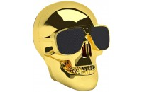 Jarre AeroSkull Nano Chrome Gold