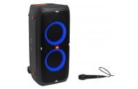 Акустика JBL PartyBox 310 + Mic Black (JBLPARTYBOX310MCEU)