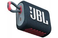 JBL GO 3 Blue Pink