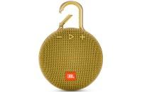 JBL Clip 3 Mustard Yellow