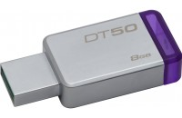 USB Flash накопители Kingston DataTraveler 50 8GB Metal (DT50/8GB)