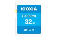 Карты памяти и кардридеры Kioxia SDHC Card Exceria 32GB Class 10 UHS U1 (LNEX1L032GG4)