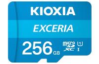 Карты памяти и кардридеры Kioxia microSDXC Card 256GB Exceria Class 10 UHS U1 (LMEX1L256GG2)