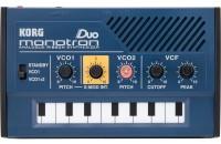 Синтезаторы Korg Monotron Duo
