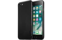 Аксессуары для мобильных телефонов Laut iPhone 7 SLIMSKIN Super Slim 0.45mm Case Jet Black (LAUT_IP7_SS_JB)