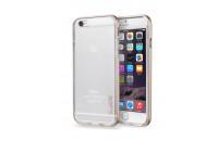 Аксессуары для мобильных телефонов Laut iPhone 6/6s EXO-FRAME Aluminium Gold (LAUT_IP6_EX_GD)