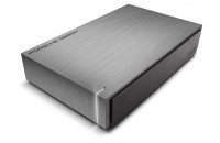 Жесткие диски, SSD LaCie Porsche Design P9230 Desktop Hard Drive 4TB Silver (LRD0PS2)