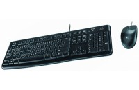 Клавиатуры Logitech Corded Desktop MK120 (920-002561)