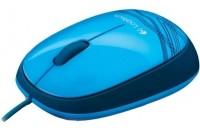 Компьютерные мыши Logitech M105 Blue USB (910-003105)