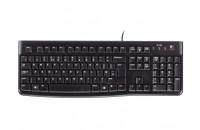 Клавиатуры Logitech K120 USB UKR OEM (920-002643)