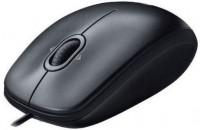 Компьютерные мыши Logitech M100 Dark (910-001604)