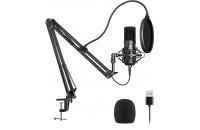 Микрофоны Maono by 2Е AU-A04 Streaming KIT USB