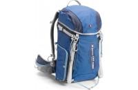 Фотосумки и фоторюкзаки Рюкзак Manfrotto Hiker 30L Blue (MB OR-BP-30BU)